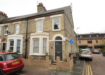 Thumbnail 2 bed end terrace house for sale in Argyle Street, Cambridge