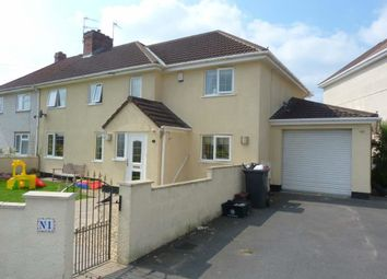 Thumbnail 5 bed semi-detached house for sale in Spring Gardens, Knowle, Bristol