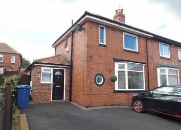 Thumbnail 3 bed semi-detached house for sale in Harton House Road, South Shields