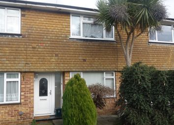 Thumbnail 2 bed terraced house to rent in Templecroft, Ashford