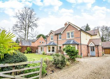 Thumbnail 5 bed detached house for sale in Warren Park Road, Bengeo, Herts
