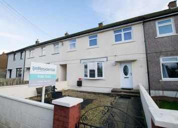 Thumbnail 3 bed terraced house for sale in 28 Newton Square, Springfield, Dumfries & Galloway