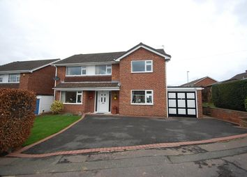 Thumbnail 4 bed detached house for sale in Woodside, Ashby-De-La-Zouch