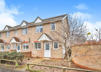Thumbnail 2 bedroom end terrace house for sale in Masefield Mews, Dereham