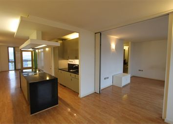 Thumbnail 2 bedroom flat to rent in Becquerel Court, West Parkside, London