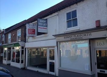 Thumbnail Retail premises to let in 162 High Street, High Street, Northallerton, Darlington