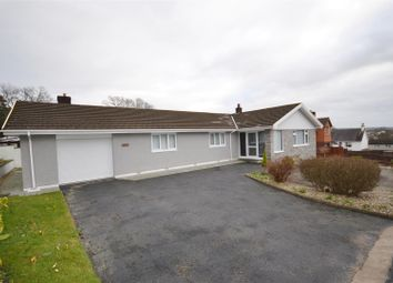 Thumbnail 3 bed detached bungalow for sale in Springfield Road, Carmarthen