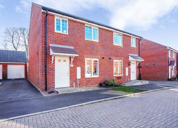 Thumbnail 3 bed semi-detached house for sale in Lawrence Grove, Kidderminster