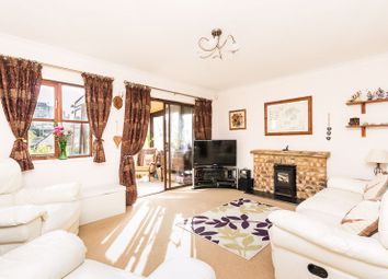 Thumbnail 3 bed detached house for sale in The Gardens, Chudleigh, Newton Abbot