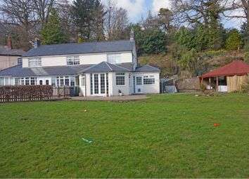 Thumbnail 4 bedroom detached house for sale in Upper Cwmbran Road, Cwmbran