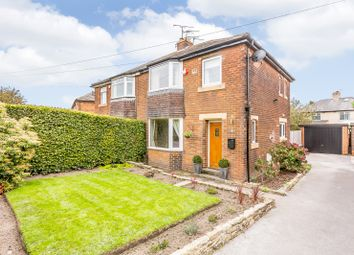 Thumbnail 3 bed semi-detached house for sale in Moorside Gardens, Eccleshill, Bradford