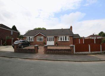 Thumbnail 3 bed detached bungalow for sale in Blenheim Road, Ashton, Wigan