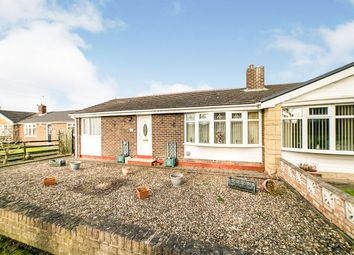 Thumbnail 2 bed bungalow for sale in Cresswell Close, Blaydon-On-Tyne