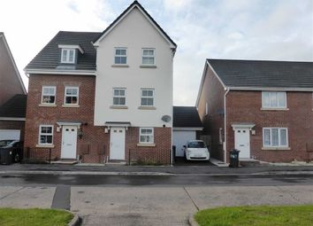 Thumbnail 4 bedroom terraced house to rent in Coneyford Road, Shard End, Birmingham