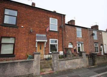 Thumbnail 2 bed terraced house to rent in Hayes Road, Cadishead, Manchester