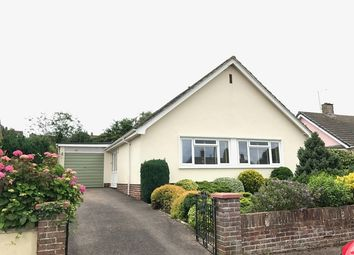 Thumbnail 2 bed detached bungalow for sale in Orchard Way, Honiton