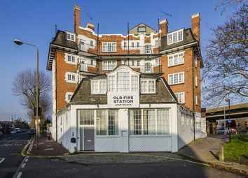 Thumbnail Studio to rent in Old Fire Station Apartments, Tunnel Avenue, London