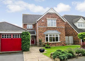 Thumbnail 4 bed detached house for sale in Sunningdale, Whitley Bay