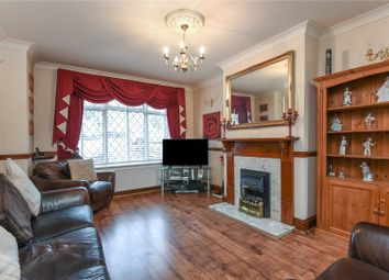 Thumbnail 3 bed end terrace house for sale in Bourne View, Greenford, Middlesex