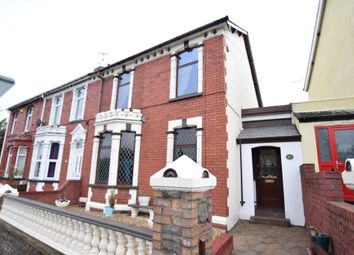 Thumbnail 3 bed terraced house for sale in Gwerthonor Place, Gilfach, Bargoed