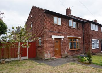 Thumbnail 3 bed end terrace house for sale in Pichael Nook, Warrington