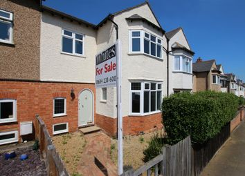 Thumbnail 4 bedroom terraced house for sale in The Vale, Abington, Northampton