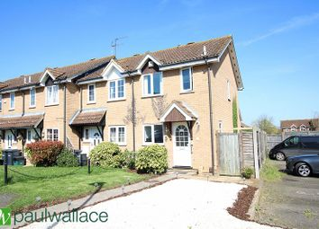Thumbnail 2 bed end terrace house to rent in Hunters Reach, Cheshunt, Waltham Cross