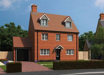 """Thumbnail 4 bedroom property for sale in """"The Hempton"""" at Oxford Road, Bodicote, Banbury"""