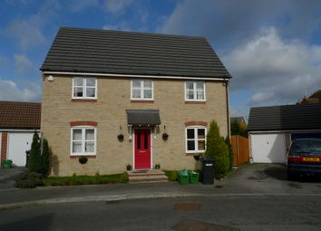 Thumbnail 4 bed detached house to rent in Lawrence Place, Newbury