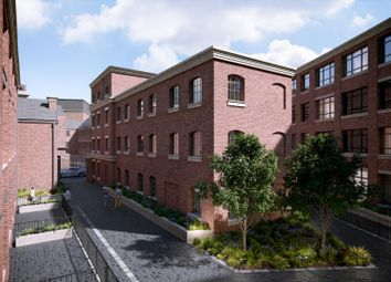 The Copperworks, Camden Street, Jewellery Quarter Birmingham B1. 1 bed flat for sale