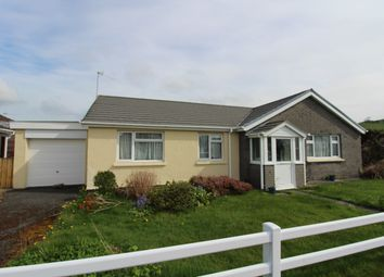 Thumbnail 3 bed detached bungalow for sale in Rhydyfawnog, Tregaron