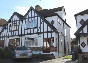 Thumbnail 3 bed semi-detached house for sale in College Gardens, North Chingford, London