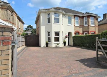 3 bed semi-detached house for sale in Alum Chine Road, Westbourne, Bournemouth BH4