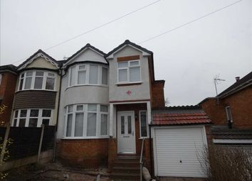 Thumbnail 3 bedroom semi-detached house for sale in Forest Hill Road, Sheldon, Birmingham