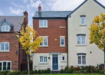 Thumbnail 3 bed semi-detached house for sale in Falkland Road, Sandfields, Lichfield