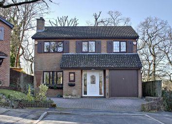 Thumbnail 4 bed detached house for sale in Minden Close, Chineham, Basingstoke