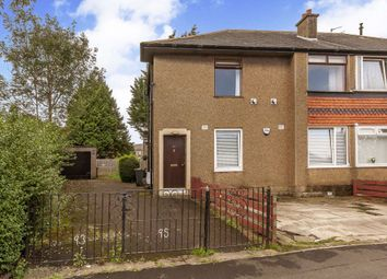 Thumbnail 2 bed flat for sale in Crewe Crescent, Pilton, Edinburgh