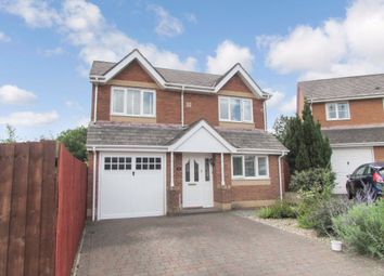 Thumbnail 4 bed property to rent in Llys Pentre, Broadlands, Bridgend