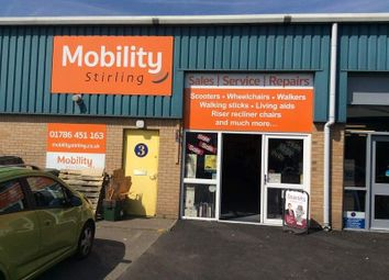 Thumbnail Retail premises for sale in Munro Road, Springkerse Industrial Estate, Stirling