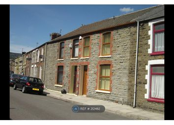 Thumbnail 3 bed terraced house to rent in Miskin Street, Treherbert