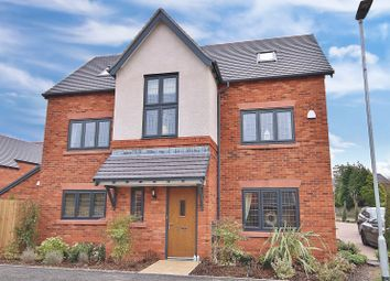 Thumbnail 5 bed detached house for sale in Lindow Fields, Moor Lane, Wilmslow