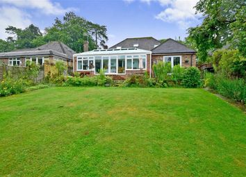 Thumbnail 5 bedroom bungalow for sale in Steep Lane, Findon Village, Worthing, West Sussex