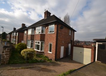 Thumbnail 2 bed semi-detached house to rent in Tettenbury Road, Nottingham