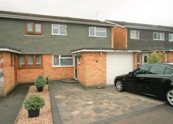 Thumbnail 3 bed property for sale in St Lawrence Way, Bricket Wood, St. Albans