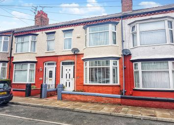 Thumbnail 3 bed terraced house for sale in Parkstone Road, Tranmere, Birkenhead