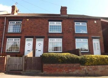 Thumbnail 2 bed terraced house to rent in Common Road, Huthwaite, Sutton-In-Ashfield