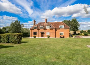 Thumbnail 4 bed detached house for sale in The Lodge, The Plain, Epping