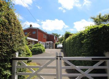 Thumbnail 4 bedroom detached house to rent in Main Road, Knockholt, Sevenoaks