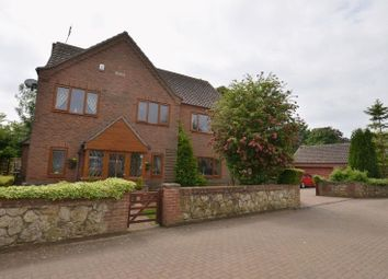 Thumbnail 4 bed detached house to rent in Water Lane, West Halton, Scunthorpe