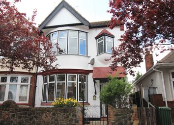 Thumbnail 3 bed semi-detached house to rent in Sandleigh Road, Leigh-On-Sea